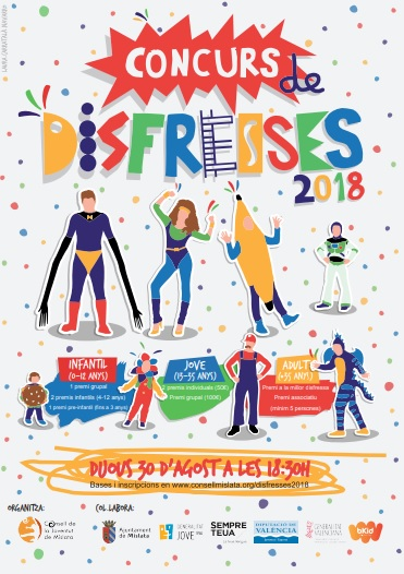 Disfresses 2018