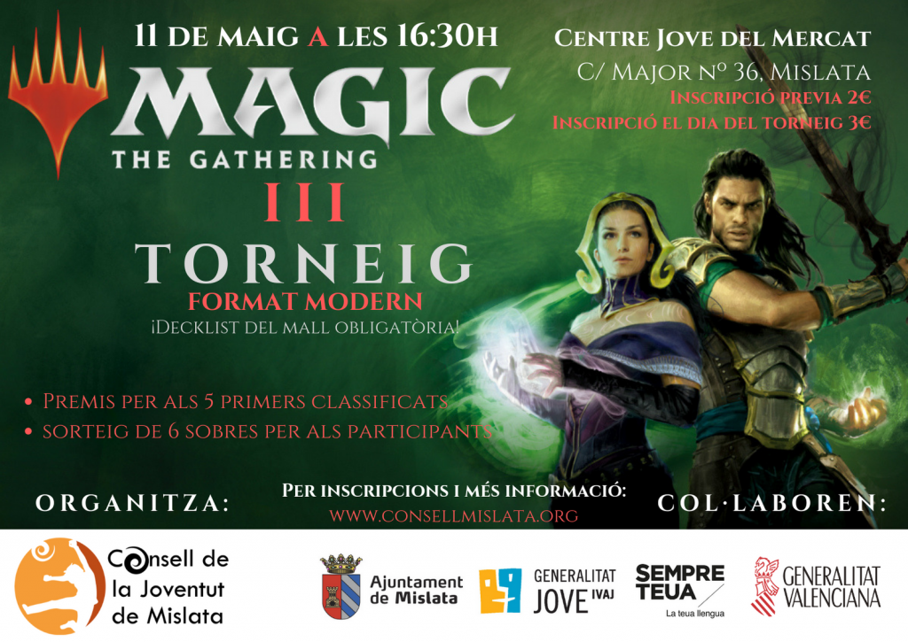 Torneo magic 2019
