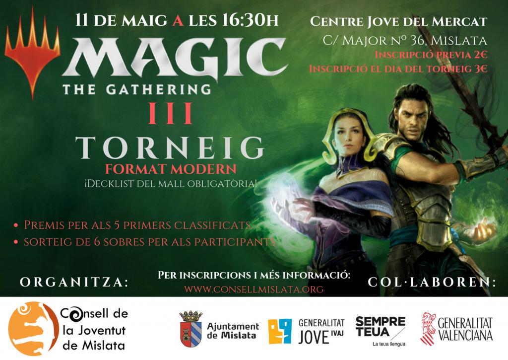 Torneo magic 2019