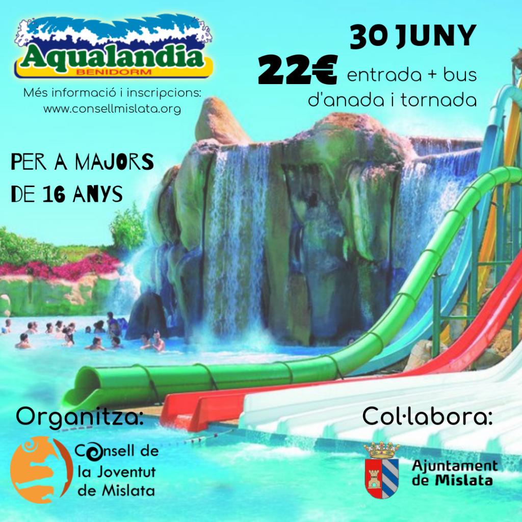 Aqualandia 2019